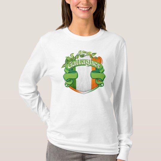 Gallagher Irish Shield T-Shirt