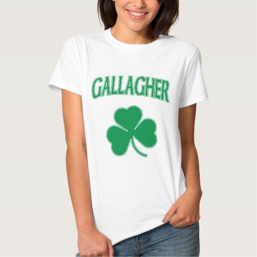 Gallagher Irish T-Shirt