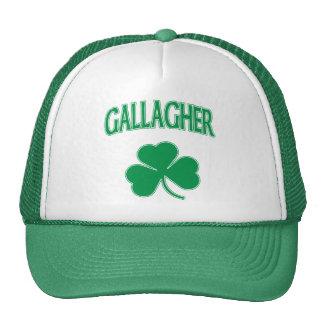 Gallagher Irish Trucker Hat