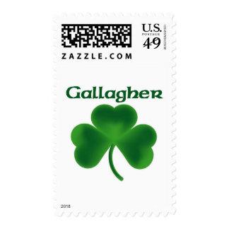 Gallagher Shamrock Stamps