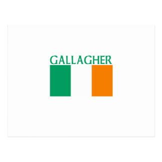Gallagher Postales