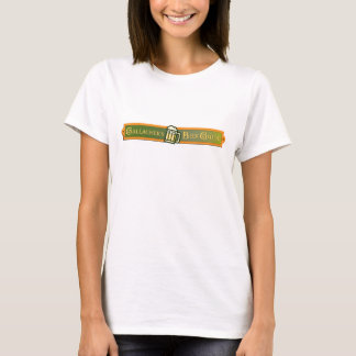 Gallagher's Beer Guide Woman's Tee