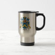 Galland Family Crest Mug