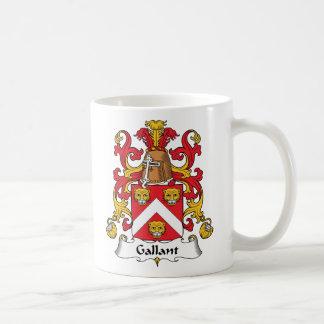 Gallant Family Crest Classic White Coffee Mug