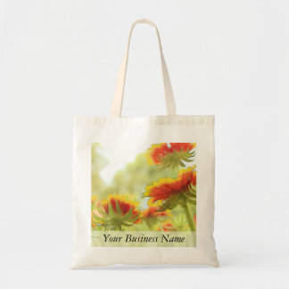 Gallardia Meadow In The Summer Sun Tote Bag