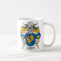 Gallart Family Crest Mug