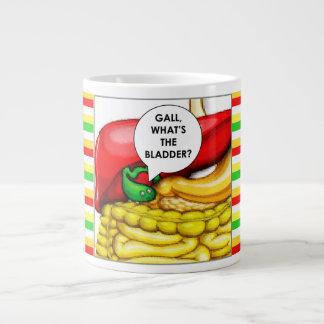 gallbladder surgery get well gifts giant coffee mug