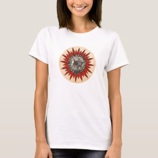 Galle Face Hotel Retro  Label t-shirt female