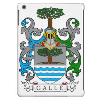 Galle Family Crest (German) Case For iPad Air