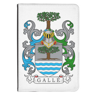 Galle Family Crest (German) Kindle Touch Cover