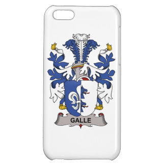 Galle Family Crest Cover For iPhone 5C
