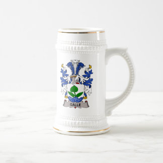 Galle Family Crest Coffee Mugs