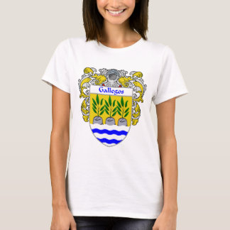 Gallegos Coat of Arms T-Shirt