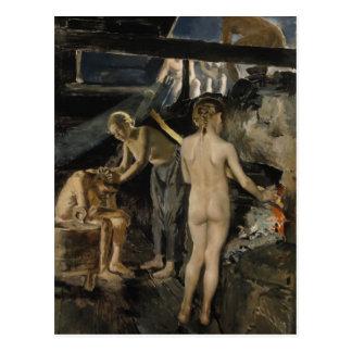 Gallen-Kallela's Sauna postcard