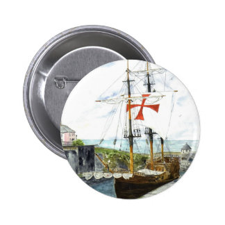 'Galleon' Button