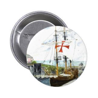Galleon Button