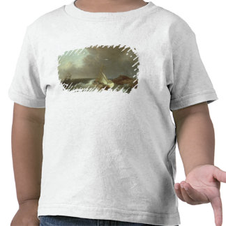 Galleon in Stormy Seas Shirt