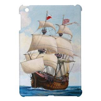 Galleon Warship At Sea iPad Mini Case