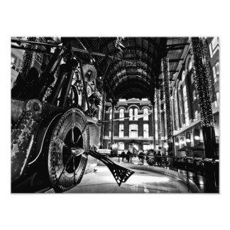 Galleria Londres del heno Impresiones Fotograficas