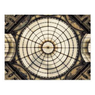 Galleria Vittorio Emanuele II Postcard