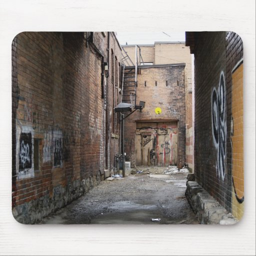 """""""Gallery Alley"""" Mouse Mat Mouse Pads"""
