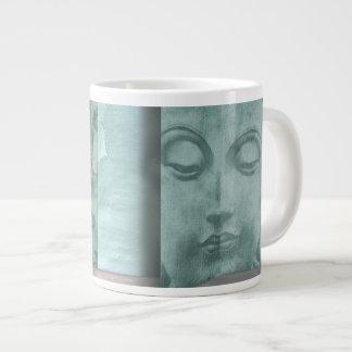 Gallery Buddha Jumbo Mug 20 Oz Large Ceramic Coffee Mug