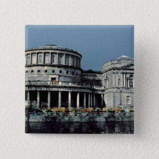Gallery Exterior Pinback Button