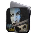 'Gallery Ghost' Laptop/ Electronics Bag Laptop Sleeve