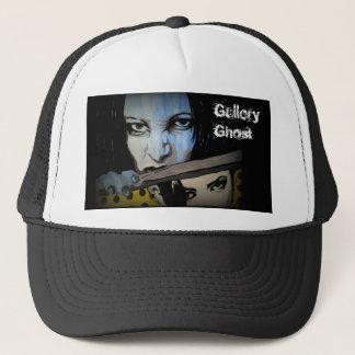 'Gallery Ghost' Trucker Hat