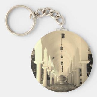 Gallery, Panagia Katholiki Church, kremasti Rhodes Basic Round Button Keychain