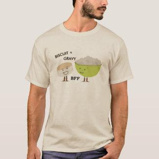 Galleta + Camiseta divertida de la salsa BFF