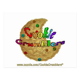 Galleta Crumblers Postales