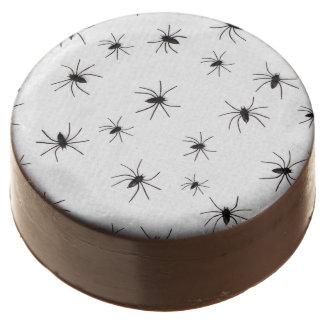 Galleta de Halloween Oreo de las arañas