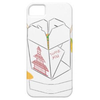 Galleta de la suerte adaptable con la caja para iPhone 5 cárcasa