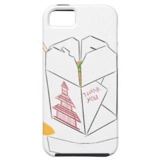 Galleta de la suerte adaptable con la caja para iPhone 5 Case-Mate cárcasas