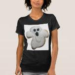 Galleta del fantasma de Halloween Camiseta