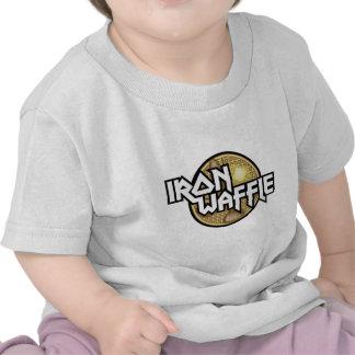 Galleta del hierro - luz camiseta