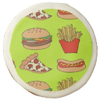 Galleta del personalizado de Junk Food