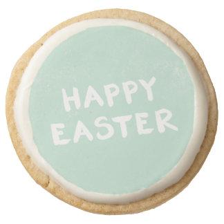 Galleta feliz de Pascua - menta