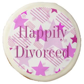 Galleta feliz divorciada