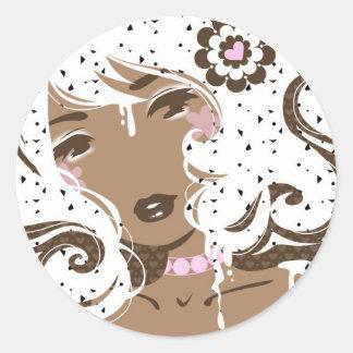 Galleta-n-crema de la Srta Etiqueta