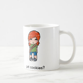 ¿galletas conseguidas tazas de café