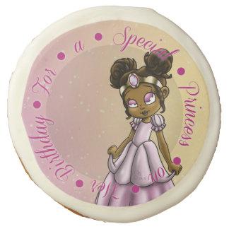 """""""Galletas de azúcar de princesa Serena Birthday"""