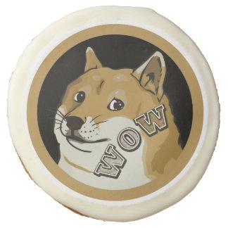 Galletas de Dogecoin wow Cryptocurrency de docena