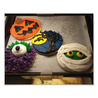 Galletas de Halloween por DebW07 Fotografías