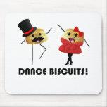 ¡Galletas de la danza!!! Alfombrilla De Raton