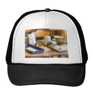 Galletas de la hornada gorra