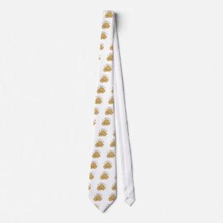 Galletas de las abuelas corbata personalizada