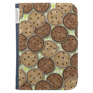 Galletas de microprocesador de chocolate