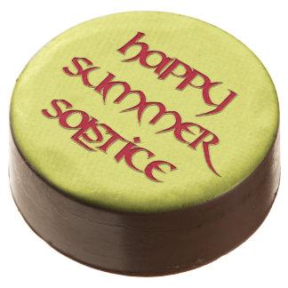Galletas de Oreo felices del solsticio de verano